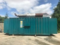 675 kva PERKINS Super Silenced (Only 137 hours)
