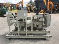 DALE / FORD 30 kva open set (ONLY 251 hours)
