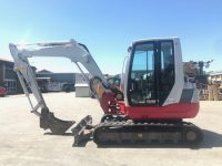 2015 TAKEUCHI TB250 (5 Tonner – ONLY 991 hours)