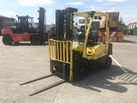 YEAR 2013 HYSTER H2.5FT DIESEL (3335 hours)