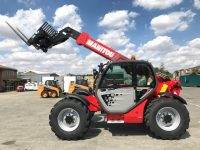 Year 2018 MANITOU MT732 EASY (Ex demo ONLY 51 hours)