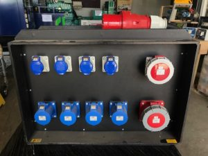New 125Amp Distribution Panel