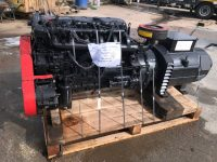 50 kVA Man, Skid Mounted Open Set With 6 Cylinder Marine Engine, 3 Phase, Diesel