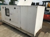 27 kVA FG Wilson P27P1S Super Silent With Perkins Engine, 1 Phase, Year 2003