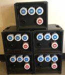 New 63Amp Polyethylene Enclosure Distribution Boxes