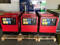 11 KVA PRAMAC P11000 SILENCED SINGLE PHASE DIESEL YANMAR ENGINE