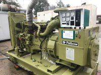 275 KVA PETBOW WITH DROP OVER CANOPY (80 hours)