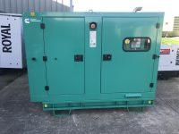 66 KVA CUMMINS C66 D5E (Tier IIIA Emissions Compliant)