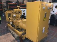 50 KVA DAWSON KEITH SKID MOUNTED OPEN SET