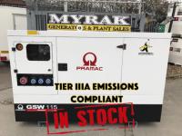 115 KVA PRAMAC FULL RENTAL SPEC (Tier lllA Emissions Compliant)