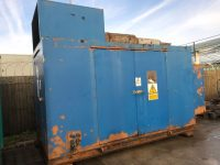 250 KVA DALE SILENT DIESEL GENERATOR WITH VOLVO ENGINE (353 hours)