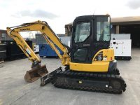 YEAR 2015 KOMATSU PC55MR-3 (1757 hours)