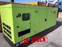 220 kVA Pramac Silent Diesel Generator with Perkins Engine and Bunded Base