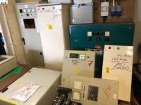 Several Used ATS Panels from 100 Amps to 400 Amps