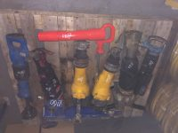 Selection of used Jack Hammers
