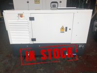 9kVA UNUSED HARRINGTON 1 PHASE (Kubota diesel 1500 rpm)
