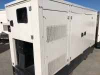165KVA PRIME POWER SILENT BRUNO SET WITH 2153 HOURS