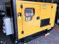 88KVA CATERPILLAR WITH C4.4. ENGINE COMPLETE WITH SOCKETS