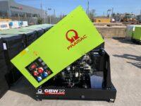 22KVA PRAMAC GBW22 – PERKINS DIESEL ENGINE & SOCKETS (BEST PRICE IN THE UK)