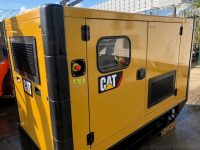 50KVA CATERPILLAR SILENT DIESEL GENERATOR 2018 WITH 1082 HOURS