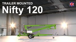 YEAR 2019 NIFTYLIFT 120ME Fast Tow Access Platform (UNUSED)