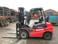 YEAR 2017 MANITOU Mi25D (326 hours)