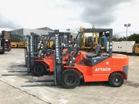 NEW ATTACK AK35 DIESEL FORKLIFTS (CHOICE)