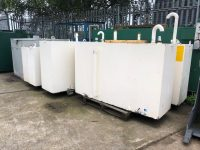 2 x 1400L Metal Fuel Tanks