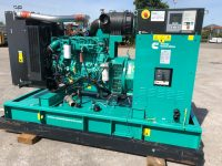 YEAR 2014 220KVA CUMMINS C200DSE OPEN SET (64 HOURS)