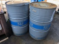 SEVERAL CLEAN 45GALLON / 200L FUEL / OIL DRUMS