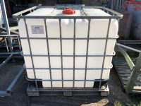 1000L PLASTIC REINFORCED TANKS – 3 IN STOCK