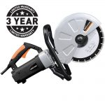 WAS £300 NOW £200 -New Evolution 305mm/12inch Electric Disc Cutter (230V) Single Phase