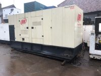 550KVA INGERSOLL RAND G500 HIGH SPEC SILENT SET YEAR: 2008 HOURS:175 IN SUPERB CONDITION