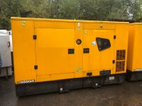 66KVA JCB SILENT GENERATOR MODEL : G66QS YEAR 2016 4 AVAILABLE HOURS 2500-3500