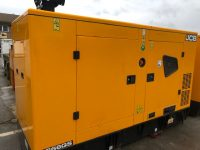 66KVA JCB MODEL:G66QS YEAR:2016 HOURS:2908