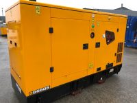 66KVA JCB MODEL:G66QS YEAR:2016 HOURS:3290