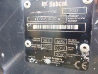 YEAR 2016 BOBCAT E50
