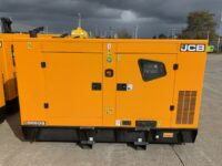 66 KVA JCB G66QS RENTAL SPEC STAGE IIIa EMISSIONS COMPLIANT WITH SOCKETS