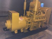 75KVA PERKINS SKID MOUNTED OPEN SET GENERATOR