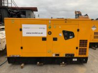 YEAR 2016 110 kva JCB G116QS TIER 3a (7802 hours)