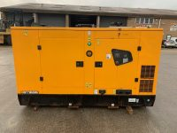 Year 2016 JCB G116QS 110 kva Tier 3a (7688 hours)