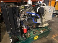 50KVA PERKINS HIGH SPEC GENERATOR ONLY 52 HOURS