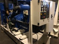 412kVA FG Wilson SKid Mounted Open Set With 278 Hours