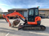 YEAR 2015 KUBOTA U48-4 (hitch and 4 buckets)