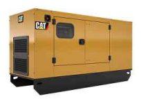 200 KVA CATERPILLAR DE200 WITH C7.1 SILENT DIESEL ENGINE