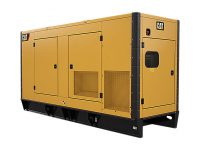 NEW 250KVA CATERPILLAR SILENT DIESEL GENERATOR WITH C9 ENGINE