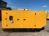 NEW 275 KVA CATERPILLAR SILENT DIESEL GENERATOR WITH CAT C9 ENGINE