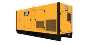 NEW 500 KVA CATERPILLAR  WITH C15 SILENT ENGINE AND MARELLI ALTERNATOR
