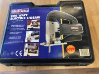 was £38 NOW 10% OFF – NEW SEALEY 600WATT ELECTRIC JIGSAW