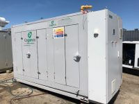 175KVA COGENCO 140KW PRIME POWER CHP GAS POWERED COBIINED HEAT & POWER SILENT DIESEL GENERATOR